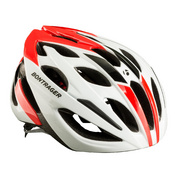 Bontrager Starvos Road Bike Helmet - Red;white