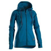 Bontrager Premium Full Zip Women's Hoodie - Blue