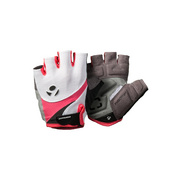 Bontrager Solstice Women's Cycling Glove - White;pink