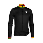 Bontrager Specter Thermal Long Sleeve Cycling Jersey - Black