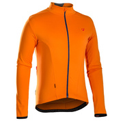Bontrager RXL Thermal Long Sleeve Cycling Jersey - Orange