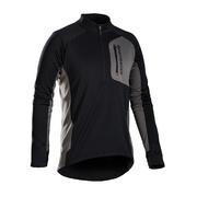 Bontrager Evoke Thermal Long Sleeve Jersey - Black
