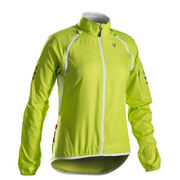 Bontrager Race Convertible Windshell Women's Jacket - Green