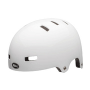 BELL SPAN YOUTH HELMET - White