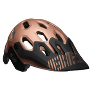 BELL SUPER 3 MTB HELMET - Brown