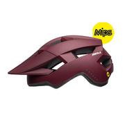 Bell Spark Mips Women'S Mtb Helmet - Virago Matte Maroon/