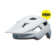 Bell Spark Mips Women'S Mtb Helmet - Virago Matte White/r