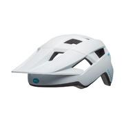 Bell Spark Women'S Mtb Helmet - Virago Matte White/r