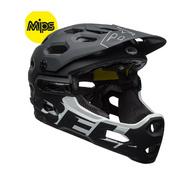 Bell Super 3R Mips Mtb Helmet - Matte Black