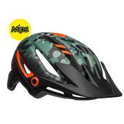 Bell Sixer Mips Mtb Helmet - Oak Matte Black/gree