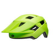 Bell Spark Junior Youth Helmet - Matte Bright Green/b