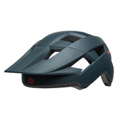 Bell Spark Junior Youth Helmet - Matte Slate/orange