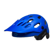 Bell Super 3 Mtb Helmet - Matte Blues