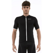 SP 942 75 TEMPO - Santini Tempo Short Sleeve Jersey - Red
