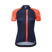 SANTINI WOMENS GIADA SHORT SLEEVE JERSEY - Orange