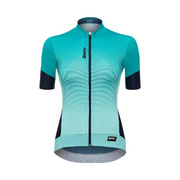 SANTINI WOMENS QUEEN 2.0 SHORT SLEEVE JERSEY - Blue