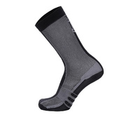 SANTINI 365 CLASSE HIGH SOCKS - Grey