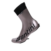 SANTINI 365 FALCO TT SHOE COVERS - Silver