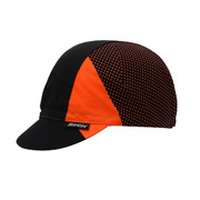 SANTINI 365 COTTON CYCLING CAP - Orange
