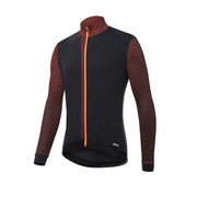 SANTINI FASHION ORIGINE L/S JERSEY - Black