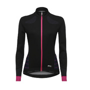 SANTINI FASHION CORAL WOMENS WINTER JACKET - Purple