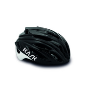Kask Rapido Black (Nero) Medium - Black