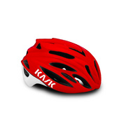Kask Rapido Black (Nero) Medium - Red