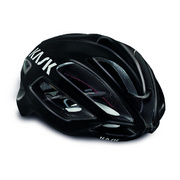 Kask Protone Black/Red (Nero/Rosso) Medium - Black