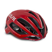 Kask Protone Black/Red (Nero/Rosso) Medium - Red