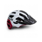 Kask Rex White/Red (Bianco/Rosso) Medium - White/red