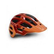 Kask Rex White/Red (Bianco/Rosso) Medium - Rust/orange