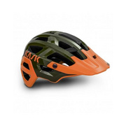 Kask Rex White/Red (Bianco/Rosso) Medium - Moss/orange