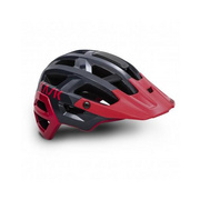 Kask Rex White/Red (Bianco/Rosso) Medium - Gunmetal/cherry