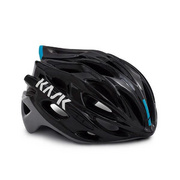 Kask Mojito X Black/Ash/Red Large - Black/ash/light Blue
