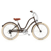 Electra Townie Balloon 8D EQ Ladies' - Brown
