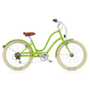 Electra Townie Balloon 8D EQ Ladies' - Green