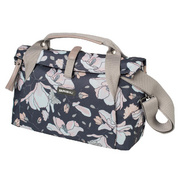 BASIL MAGNOLIA CITY BAG 7L - Black