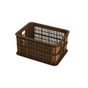 BASIL CRATE REAR BASKET - Brown