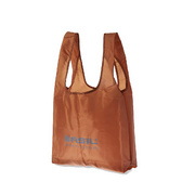 BASIL KEEP SHOPPER STOARGE POUCH FOR MESH BASKET - Brown