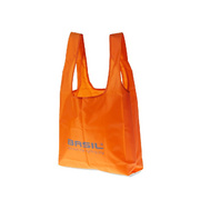 BASIL KEEP SHOPPER STOARGE POUCH FOR MESH BASKET - Orange