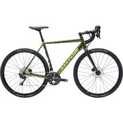 Cannondale CAADX 105 2019 - Vulcan Green