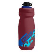 Camelbak Podium Dirt Series Bottle 620Ml - Burgundy/blue