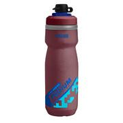 Camelbak Podium Dirt Series Chill Bottle 620Ml - Burgundy/blue