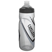 CamelBak Camelbak Podium Bottle 710Ml Clear/Steel Blue 710Ml/24Oz - Clear