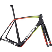 Specialized S-Works Tarmac Disc Frameset - Black