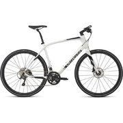 Specialized Sirrus Comp Carbon - White