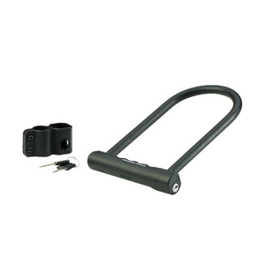 Master Lock 12mm  D Lock   200mm x 100mm   + Carrier Bracket