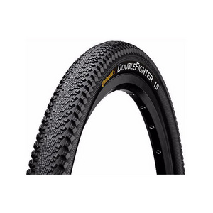 """Continental Double Fighter III 27.5 x 2.0"""" Black Tyre"""