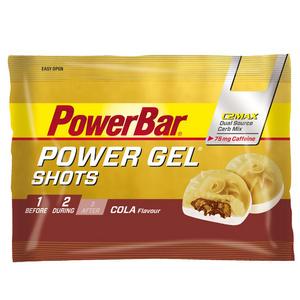 Powerbar Energize Sports Shots,  60g  Bag  x 16 Bags - Cola Caff
