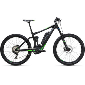 Cube STEREO HYBRID 140 HPA 27.5 RACE 500 ELECTRIC BIKE